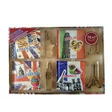 coffret livre de cuisine coffret 4 mini livres cuisine du monde crocbook fr librairie discount