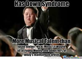 Down With The Syndrome Meme - down syndrome level asian by bongkeie meme center