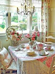 shabby chic dining room tables 26 ways to create a shabby chic dining room or area shelterness