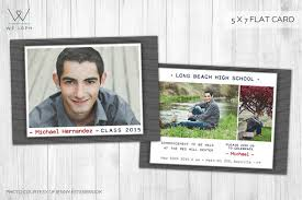 senior graduation announcement templates looking graduation announcement templates