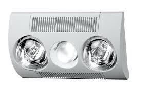 Heater Light Bathroom Heat Light Bathroom Fan Heating Combination Fans Lighting In Not