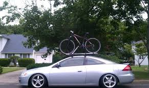 honda accord coupe bike rack roof rack for coupe drive accord honda forums