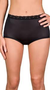 Vanity Fair Hi Cut Panties Women U0027s Nylon Full Brief Panties Shadowline Lingerie