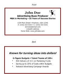 The Size Of Business Cards Business Cards U2013 A Must Have In Your Networking Http