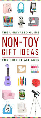 25 unique non gifts ideas on gifts for