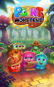 paint monsters android apps on google play