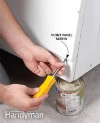 How To Clean A Whirlpool Dishwasher Drain How To Drain A Washing Machine That Won U0027t Drain Family Handyman
