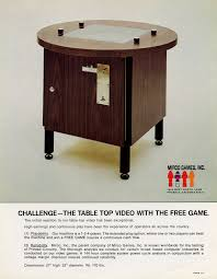 chicago gaming company foosball table the golden age arcade historian company profile mirco games
