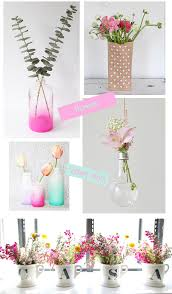 Trio Vases A Bubbly Lifediy Crush Flower Vases A Bubbly Life