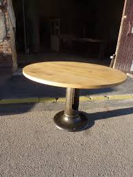Table Cuisine Industrielle by