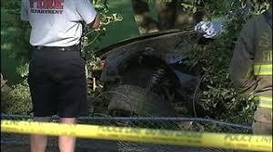 Black Mustang Crash Cmpd Identifies Man Killed After Ford Mustang Cobra Slams Into