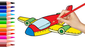 free airplane clipart for kids u2013 101 clip art
