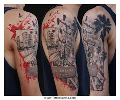 tattoo designs los angeles 3