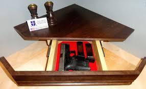 Secret Compartment Bookcase Bookcase Bookcase With Hidden Gun Cabinet Bookcase With Hidden