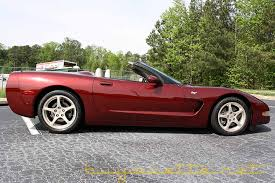 2003 50th anniversary corvette 2003 corvette 50th anniversary convertible for sale at buyavette
