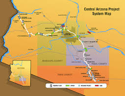 Lake Mead Map Good Intentions Gone Awry On The Colorado River