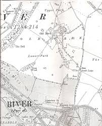 Dover England Map by Old Park Part Ii From Barracks To Junior Leaders To Houses