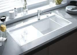 white kitchen sink undermount kitchen sink white white ceramic undermount kitchen sink