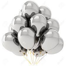 metallic balloons helium balloons metallic modern party chrome decoration this