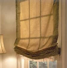 Roman Shades Styles - what are roman shades various styles and more