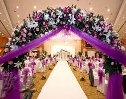 wedding flowers decoration high quality silk flower wedding arches wedding event