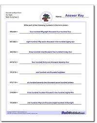les 25 meilleures idées de la catégorie expanded form worksheets