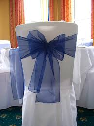 navy blue chair sashes chair covers and sashes for weddings in hertfordshire wedding dj