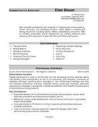 100 cover letter administrative assistant examples application
