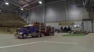 kenworth factory oslo motorshow 2014 r c kenworth hauling logs youtube