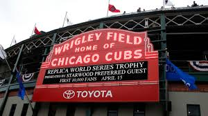 wrigley field news video and gossip deadspin fan dies after falling over railing at wrigley field