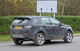 2017 land rover discovery sport trunk land rover begins development on next gen discovery sport