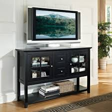 Modern Furniture Tv Stand Tv Stands Black Tv Stands Under Inchesblack With Glass Doors