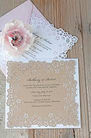 diy laser cut wedding invitations tutorial