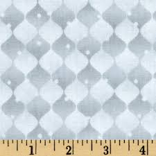 holiday cheer harlequin white grey discount designer fabric