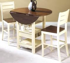 Wall Drop Leaf Table Dining Table Drop Down Leaf Dining Table And Chairs Set Room
