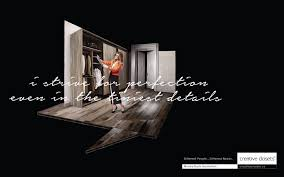 creative closets print advert by bold creative boutique money