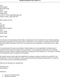 paramedic cover letter exles 28 images paramedic covering