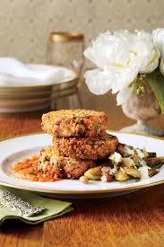 Elegant Formal Dinner Menu Ideas Elegant Holiday Entrée Recipes Southern Living