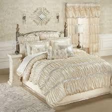 luxurious master bedroom bedding set roman empire fleur de lis