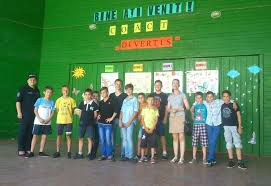 bureau de probation probation bureau straseni informs the children from the summer c