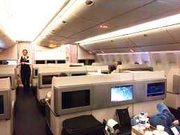 Turkish Air Comfort Class Turkish Airlines Boeing 777 300er Business Class Review Youtube