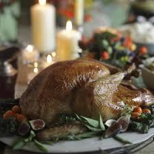 michel nischan s roast turkey with potato pan gravy recipe