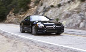 mercedes test 2015 mercedes sl400 test review car and driver