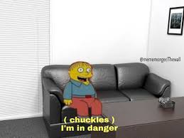 Casting Couch Meme - chuckles i m in danger audition casting casting couch couch