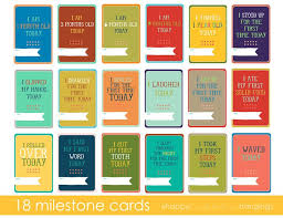 27 best cards images on baby milestones baby cards