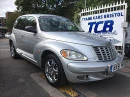 used chrysler pt cruiser estate for sale motors co uk