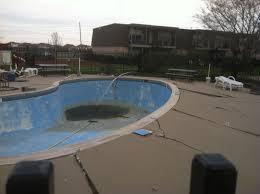 do gunite pools float simple answer u2026 you bet