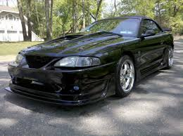 1995 Mustang Black Frost0526 1995 Ford Mustang Specs Photos Modification Info At