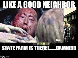 Glenn Walking Dead Meme - walking dead glenn imgflip