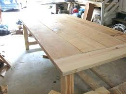Farm Style Dining Room Sets - how to make a farmhouse dining table u2013 mitventures co